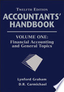 Accountants  Handbook  Financial Accounting and General Topics