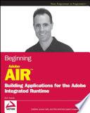 Beginning Adobe Air