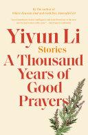 download ebook a thousand years of good prayers pdf epub