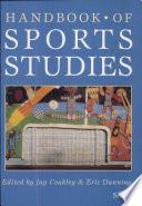 Handbook Of Sports Studies book
