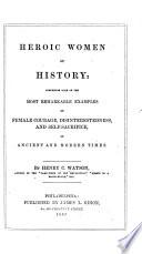 Heroic Women of History Book PDF