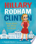 Hillary Rodham Clinton  Some Girls Are Born to Lead Book PDF
