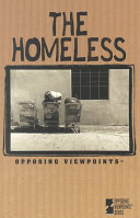 The Homeless The Causes Of The Condition Housing