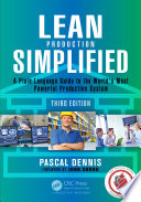 Lean Production Simplified  Third Edition