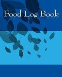 Food Log Book Book PDF