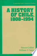 A History of Chile  1808 1994