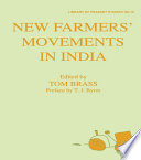 New Farmers Movements In India