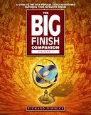 The Big Finish Companion Book PDF