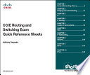 CCIE Routing and Switching Exam Quick Reference