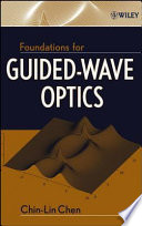 Foundations for Guided Wave Optics