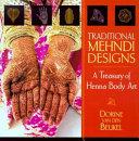 Traditional Mehndi Designs