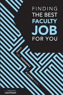 Finding the Best Faculty Job for You