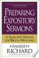 Preparing Expository Sermons