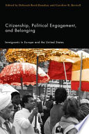 Citizenship  Political Engagement  and Belonging