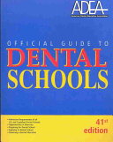 Official Guide to Dental Schools