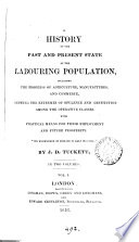 A history of the past and present state of the labouring population  2 vols   in 1   Book PDF