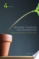 Appraisal  Feedback and Development
