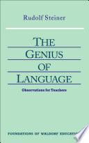 The Genius of Language