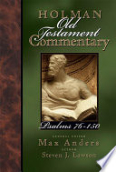 Holman Old Testament Commentary   Psalms 76 150