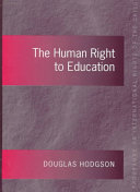 The Human Right to Education