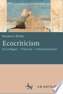 Ecocriticism