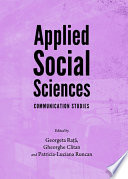 Applied Social Sciences