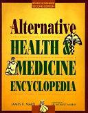 The Alternative Health   Medicine Encyclopedia