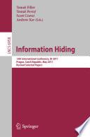 Information Hiding