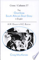 Oral-Style South African Short Story in English
