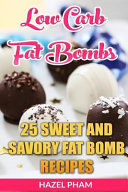 Low Carb Fat Bombs