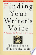 Finding Your Writer s Voice