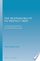 The Responsibility to Protect  R2P