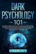 Dark Psychology 101