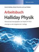 Arbeitsbuch Halliday Physik  L  sungen zu den Aufgaben der 3  Auflage