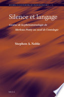 Silence et langage