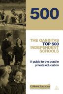 The Gabbitas Top 500 Independent Schools