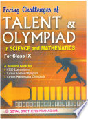 Facing Challenges of Talent   Olympiad for in Science   Mathematics