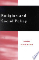 Religion and Social Policy