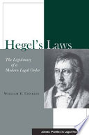Hegel s Laws