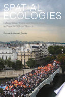 Spatial Ecologies