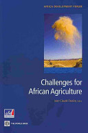 Challenges for African Agriculture