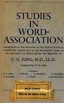 Studies in Word association