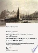 L   ultima difesa pontificia di Ancona 7 29 settembre 1860   Tomo II