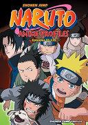 Naruto Anime Profiles Vol 3 book