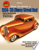 How to Build 1934  35 Chevy St RodsHP1514