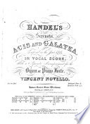 Handel s Serenata
