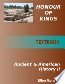 Honour Of Kings Ancient And American History Book 2 Full Color Text