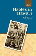 Haoles in Hawai  i