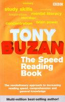 The Speed Reading Book, Tony Buzan,
