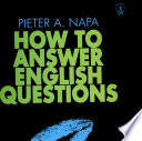 How to Answer English Question